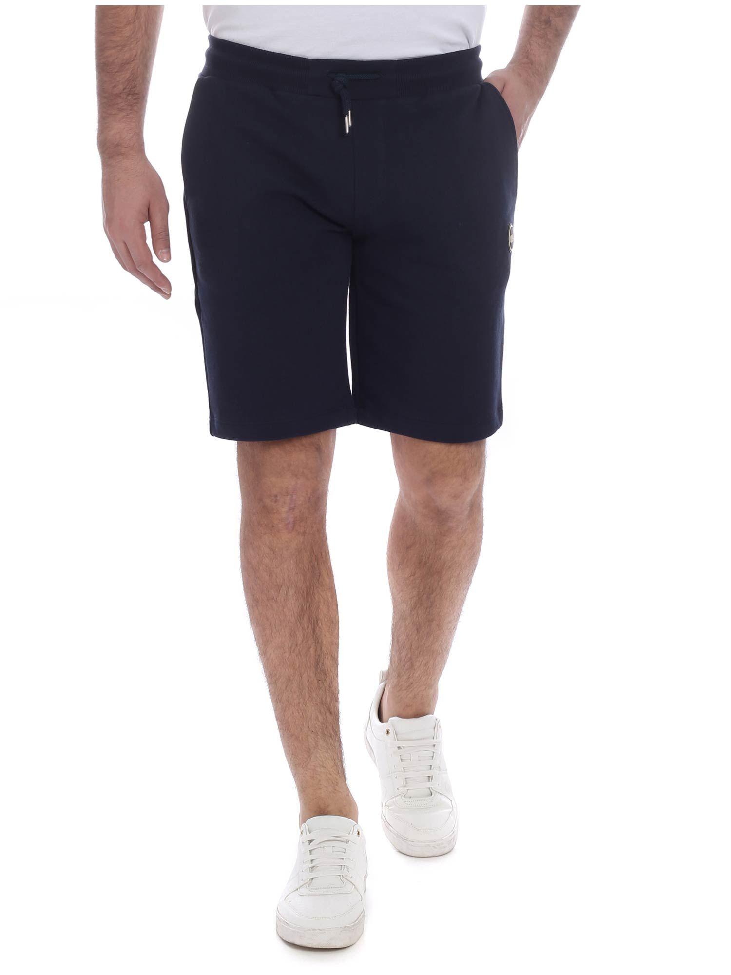 Colmar Originals Men's Blue Cotton Shorts
