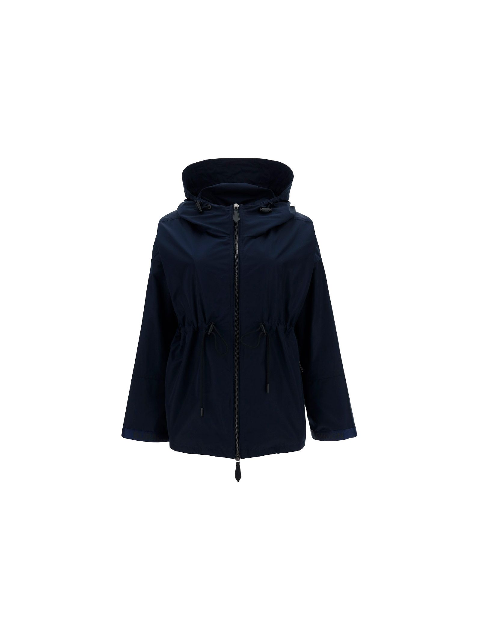 Burberry BURBERRY WOMEN'S BLUE POLYESTER OUTERWEAR JACKET