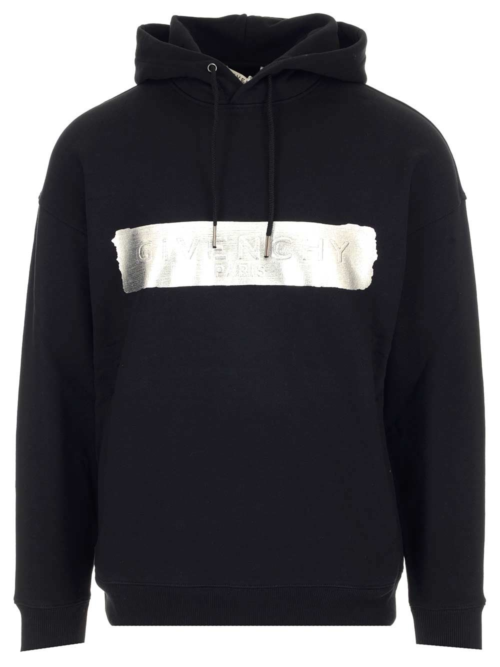 Givenchy GIVENCHY MEN'S BLACK OTHER MATERIALS SWEATSHIRT