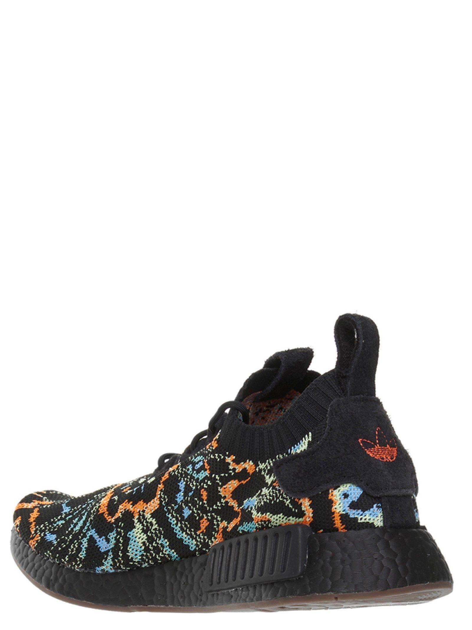 ADIDAS ORIGINALS Sneakers ADIDAS MEN'S BLACK OTHER MATERIALS SNEAKERS