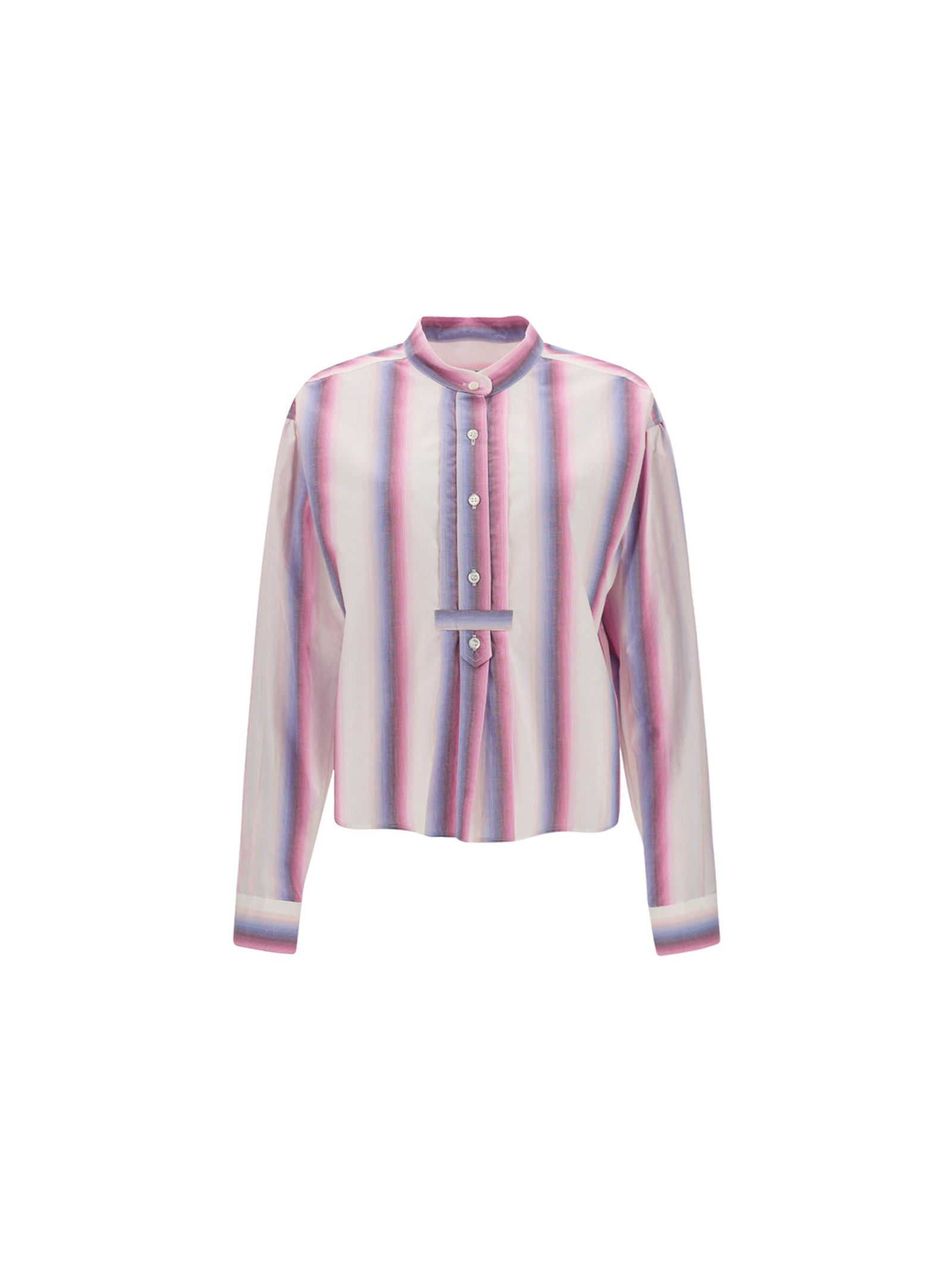 Isabel Marant ISABEL MARANT WOMEN'S PINK OTHER MATERIALS SHIRT