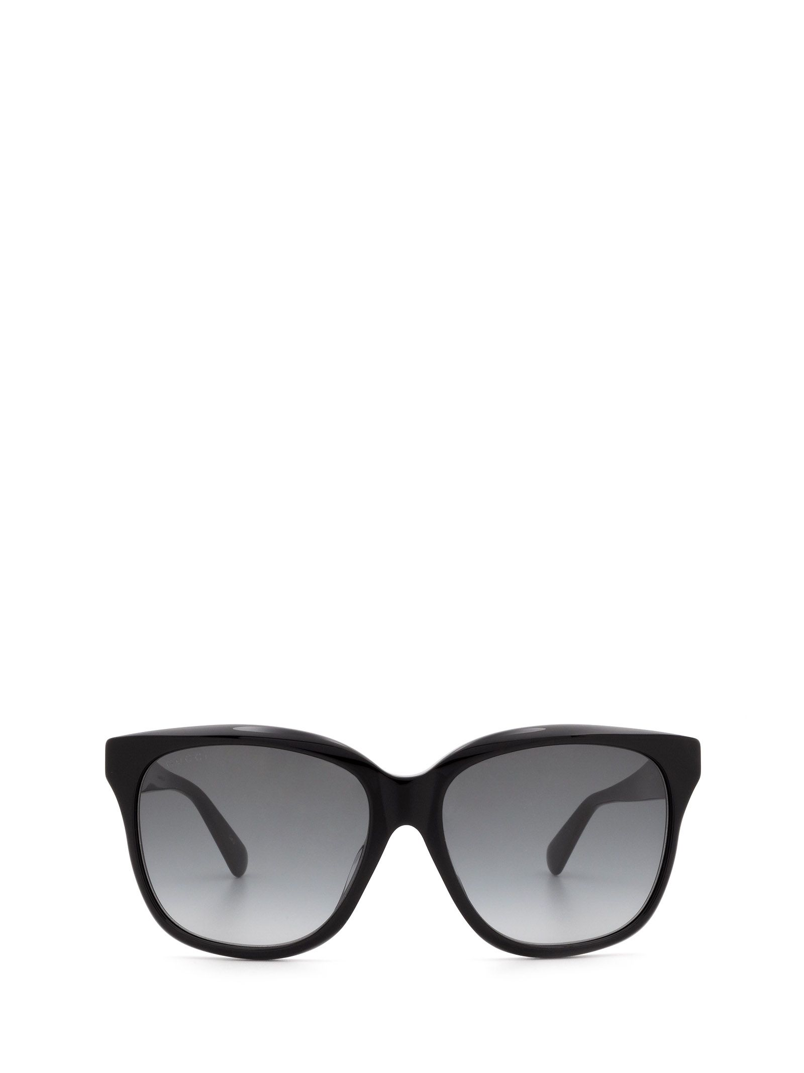 Gucci Sunglasses GUCCI WOMEN'S SILVER METAL SUNGLASSES