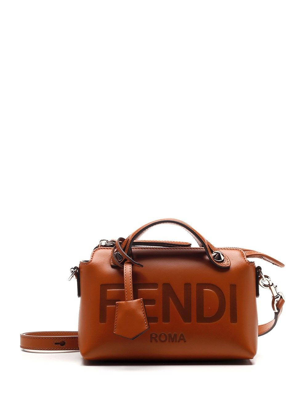 Fendi FENDI WOMEN'S BROWN OTHER MATERIALS SHOULDER BAG