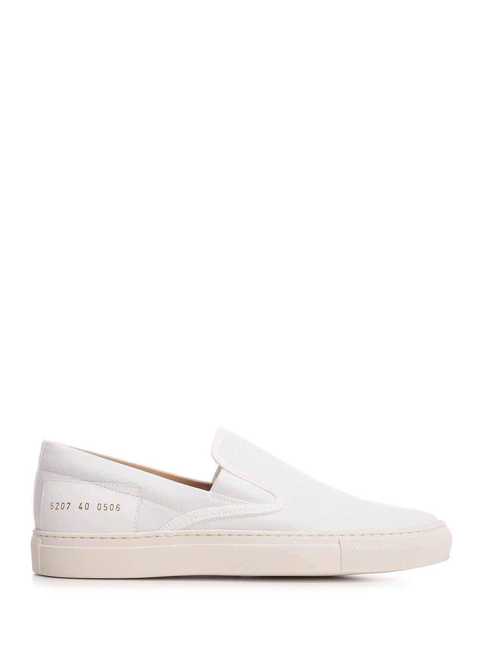 Common Projects Sneakers COMMON PROJECTS MEN'S WHITE OTHER MATERIALS SNEAKERS