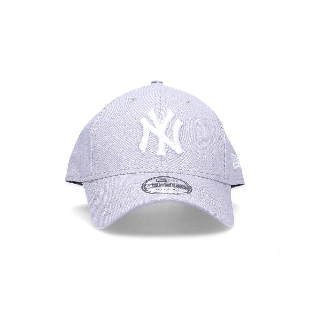 New Era White Fabric Hat