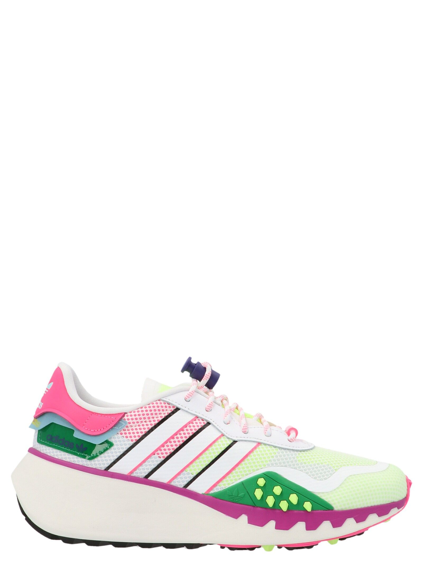 Adidas Originals ADIDAS WOMEN'S MULTICOLOR SYNTHETIC FIBERS SNEAKERS