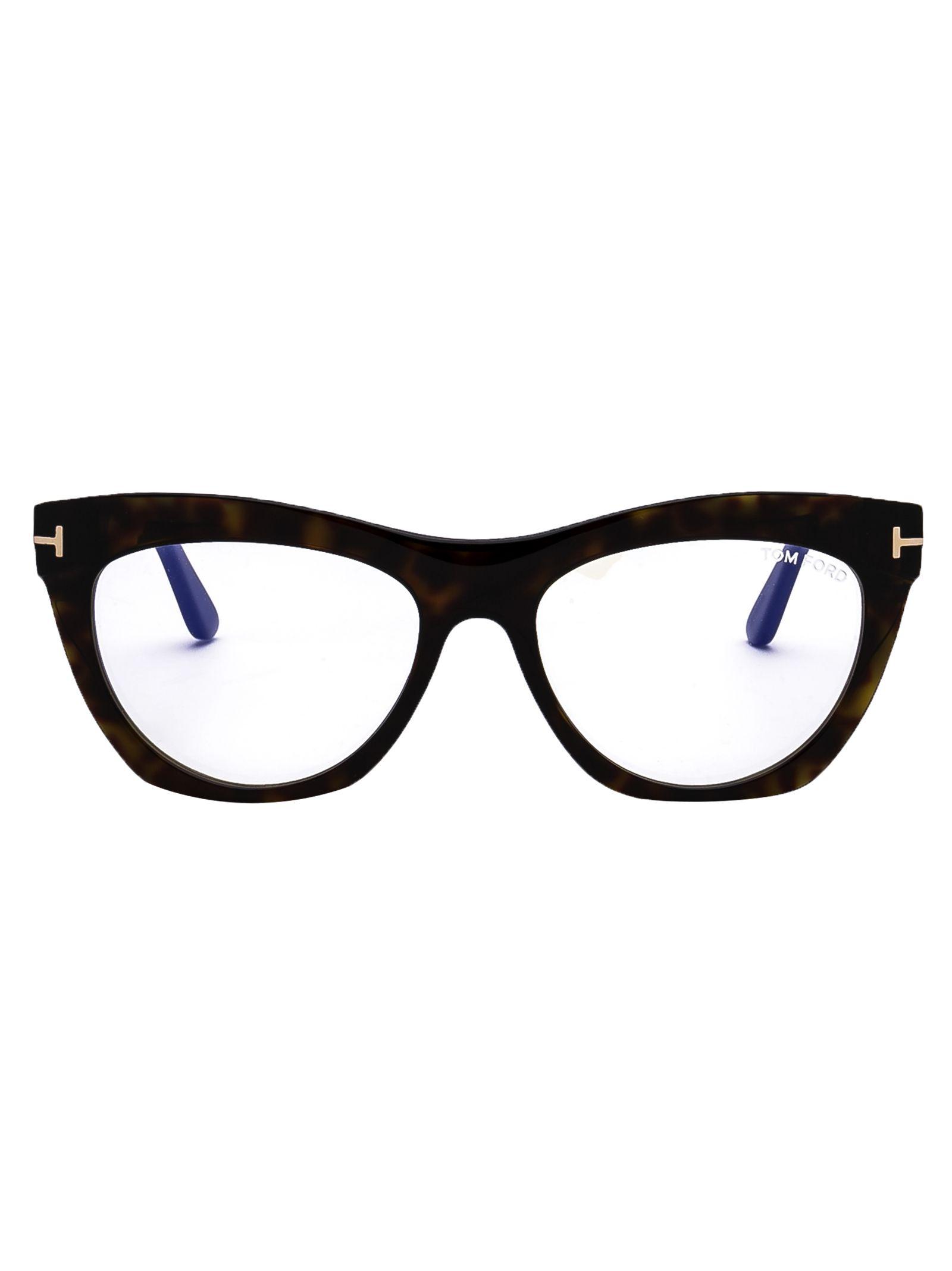 Tom Ford Brown Acetate Glasses