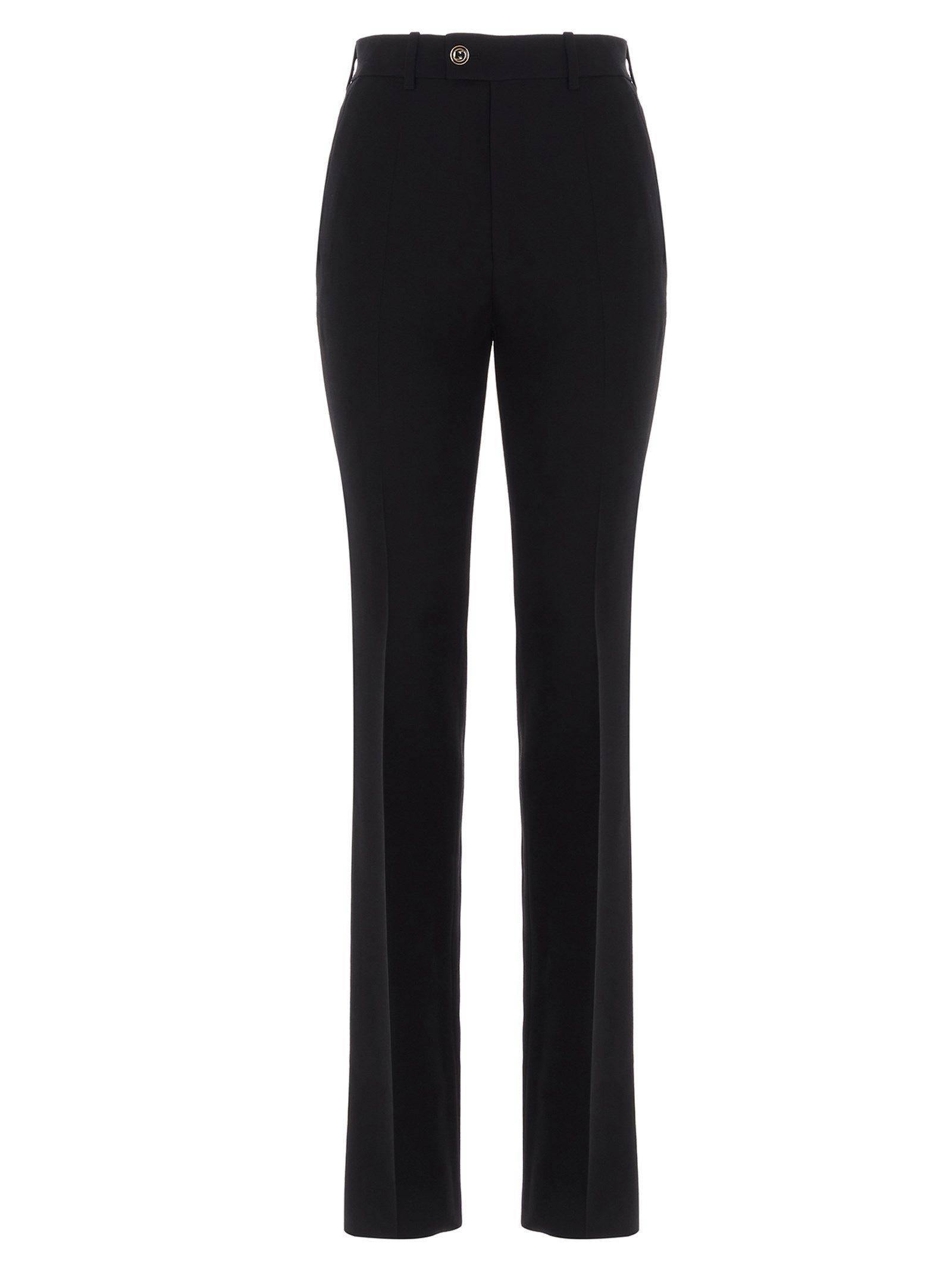 Gucci GUCCI WOMEN'S BLACK PANTS