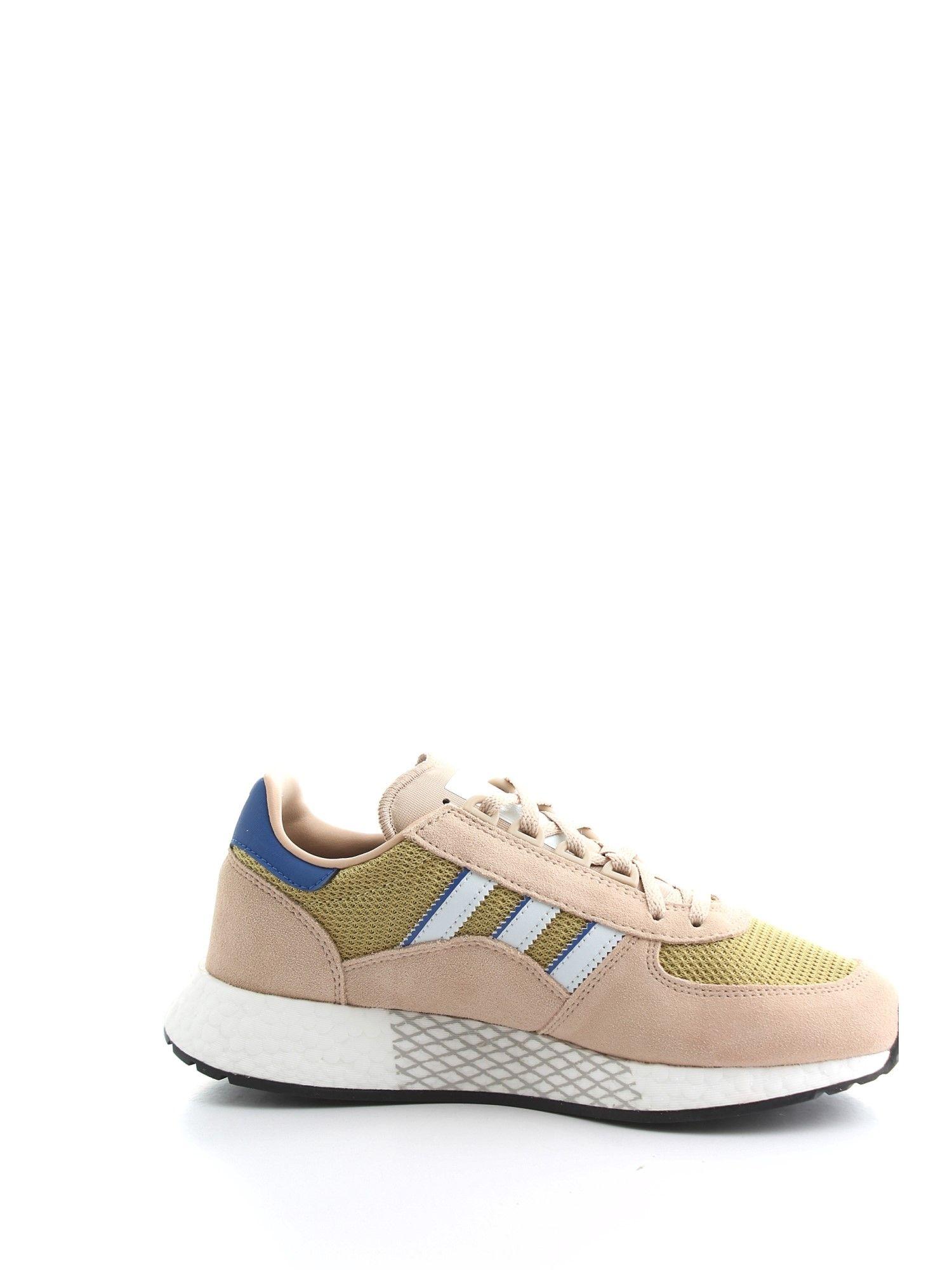 Adidas Originals Multicolor Leather Sneakers