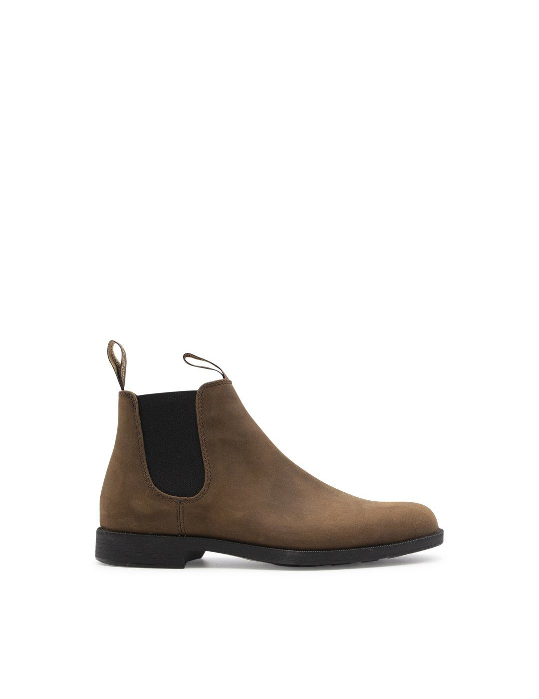 Blundstone BLUNDSTONE MEN'S BROWN LEATHER ANKLE BOOTS