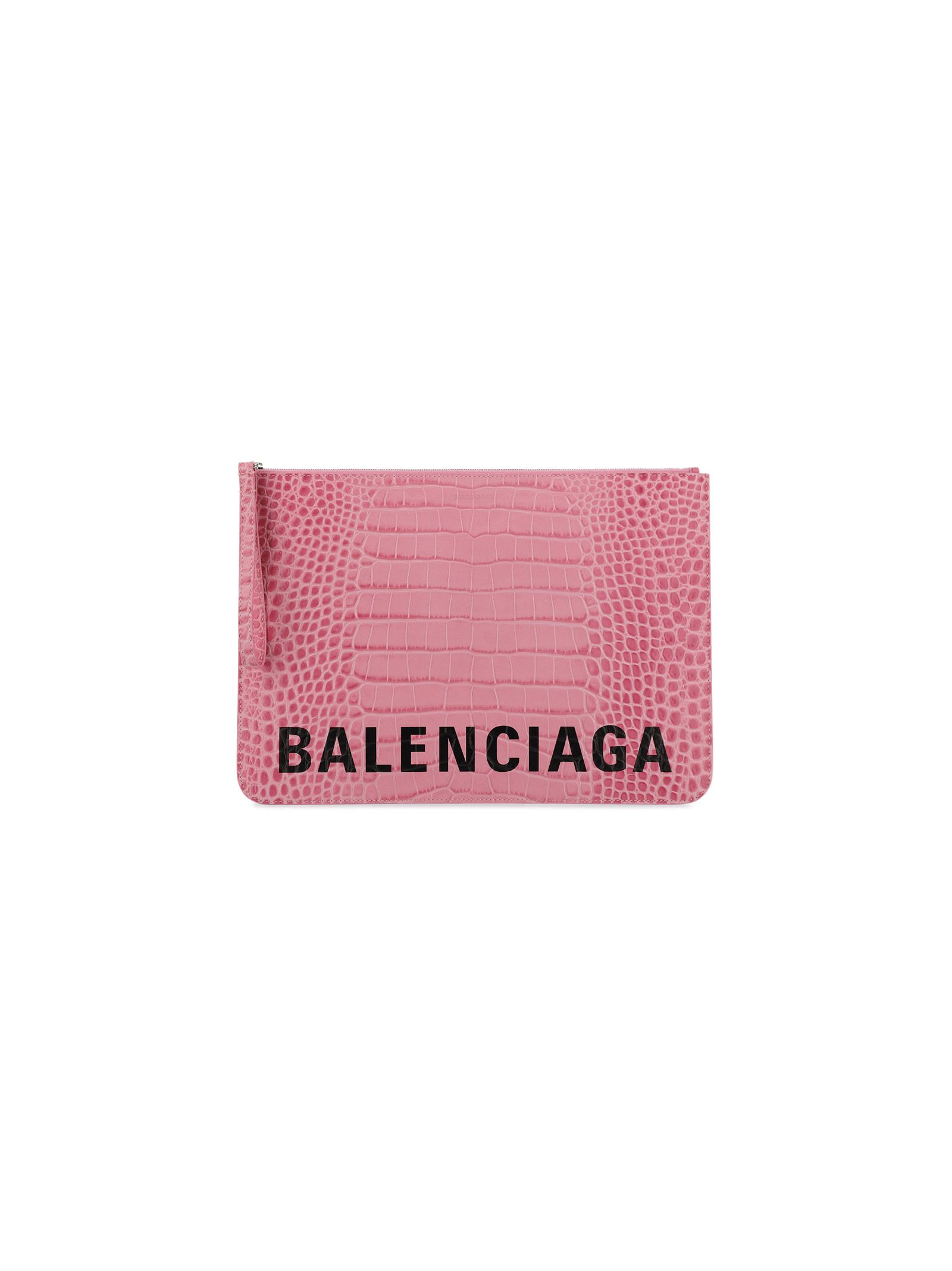 Balenciaga BALENCIAGA WOMEN'S PINK OTHER MATERIALS POUCH