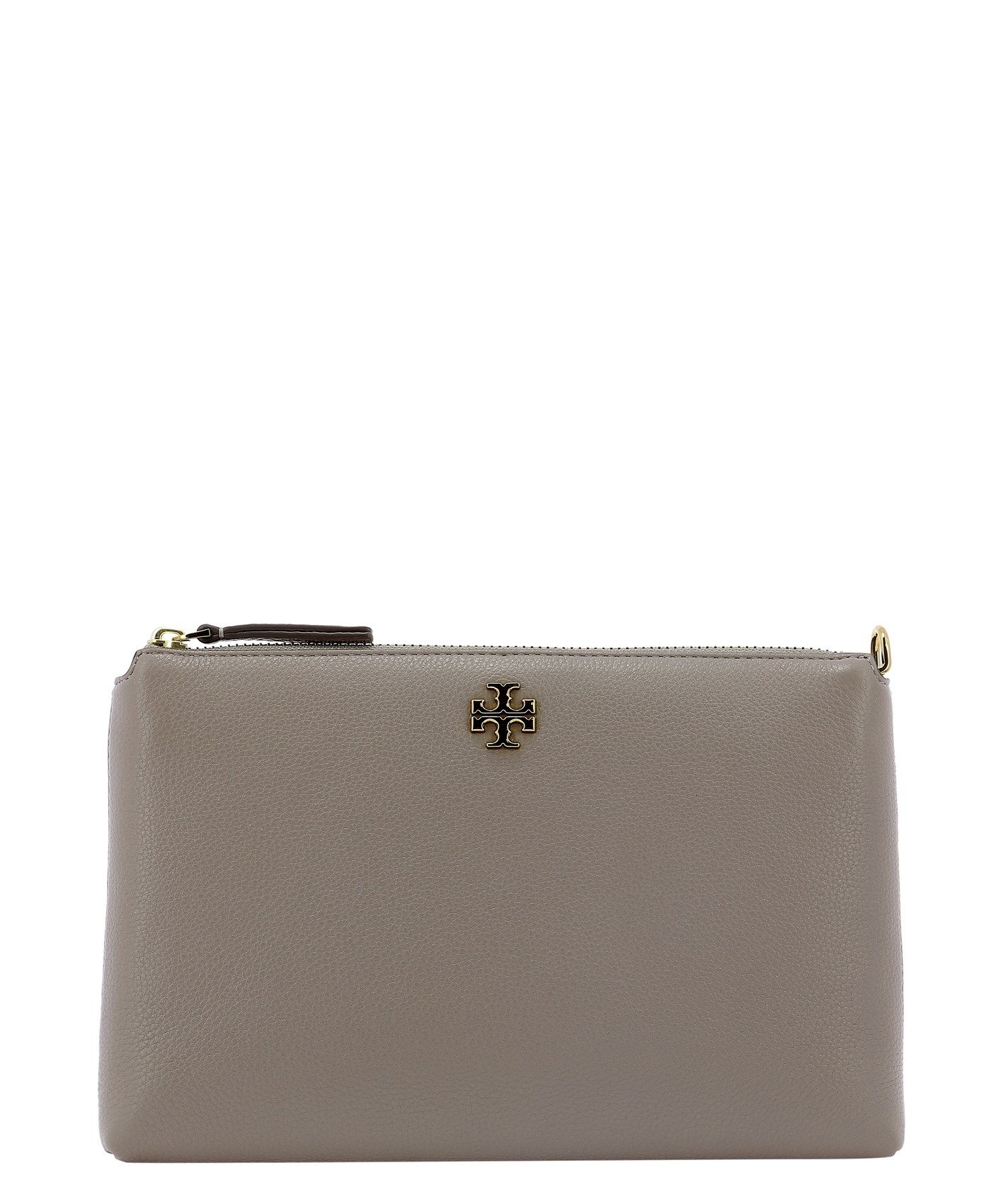 Tory Burch TORY BURCH WOMEN'S GREY OTHER MATERIALS POUCH