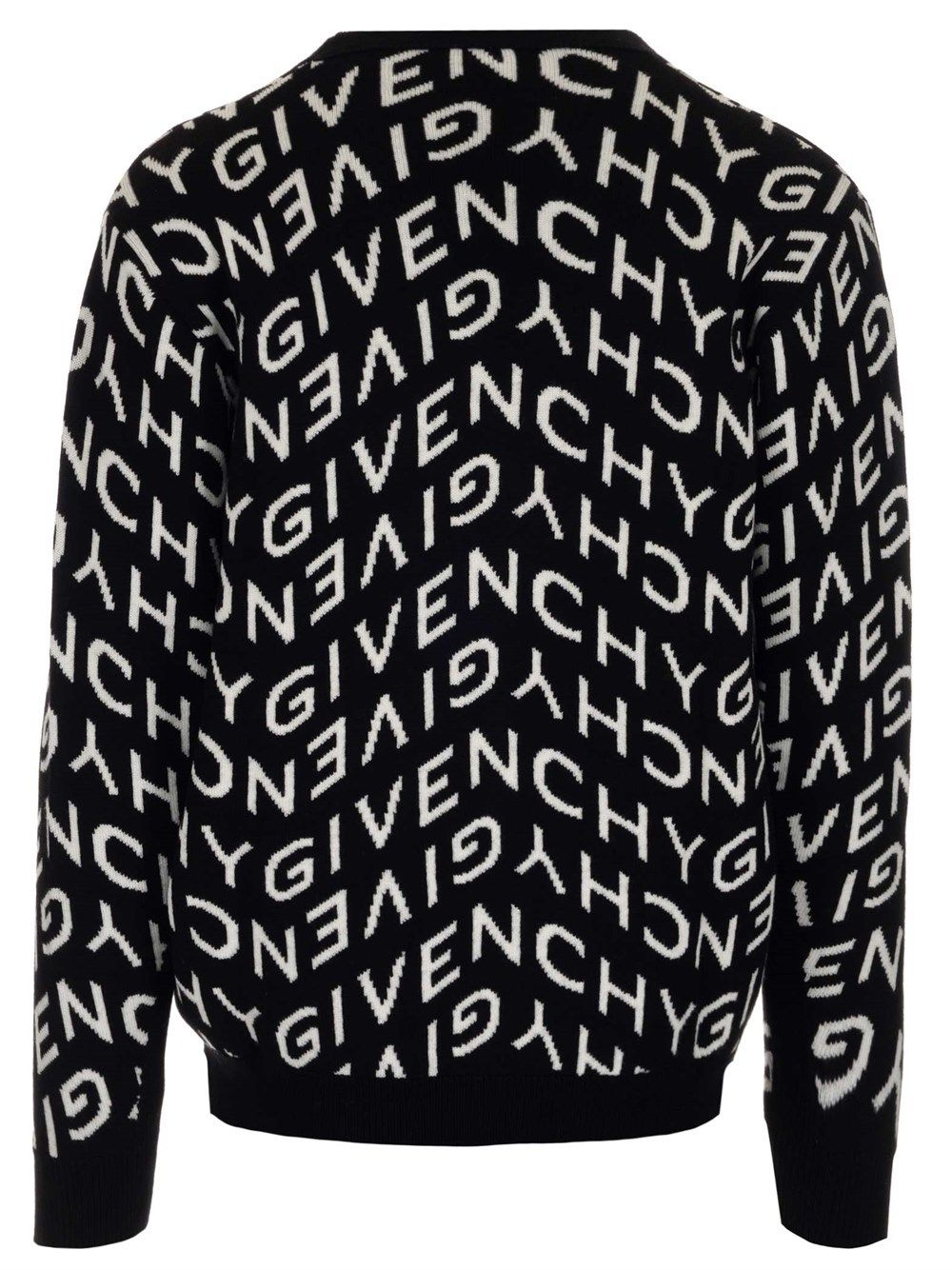 GIVENCHY Knits GIVENCHY MEN'S MULTICOLOR OTHER MATERIALS CARDIGAN