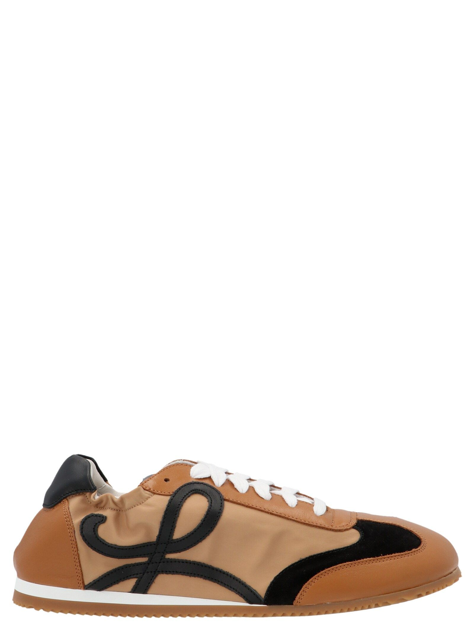 Loewe LOEWE WOMEN'S BROWN OTHER MATERIALS SNEAKERS