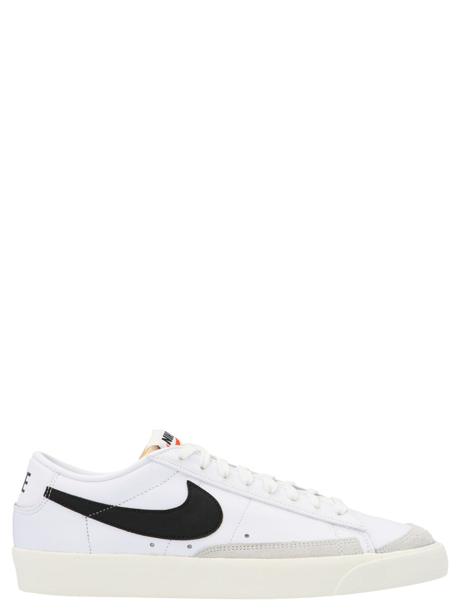 Nike NIKE MEN'S WHITE OTHER MATERIALS SNEAKERS