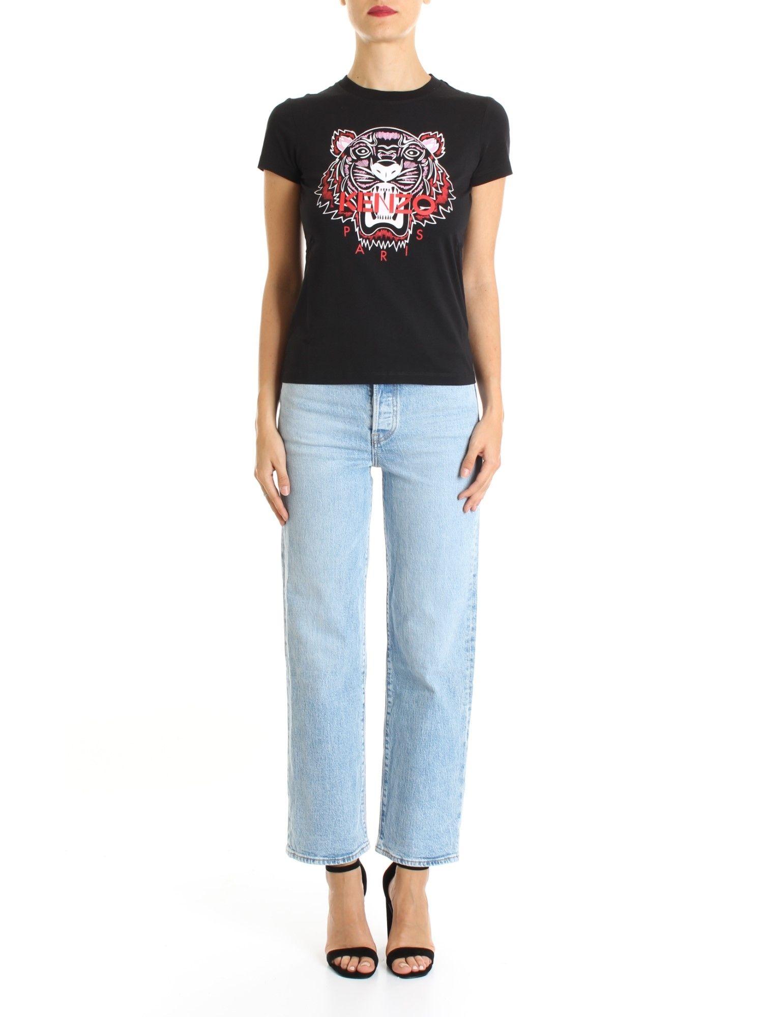 Kenzo Black T-Shirt