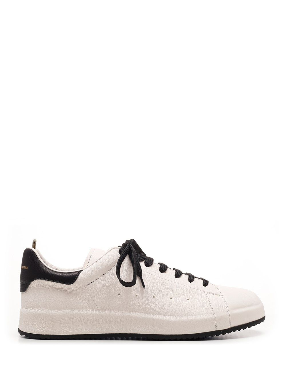 Officine Creative Leathers OFFICINE CREATIVE MEN'S WHITE OTHER MATERIALS SNEAKERS