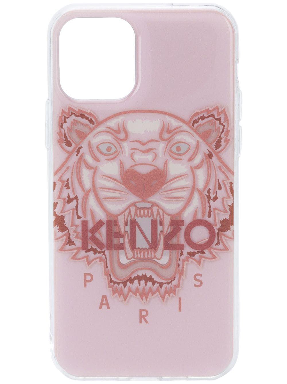 Kenzo Men's Pink Pvc Cover