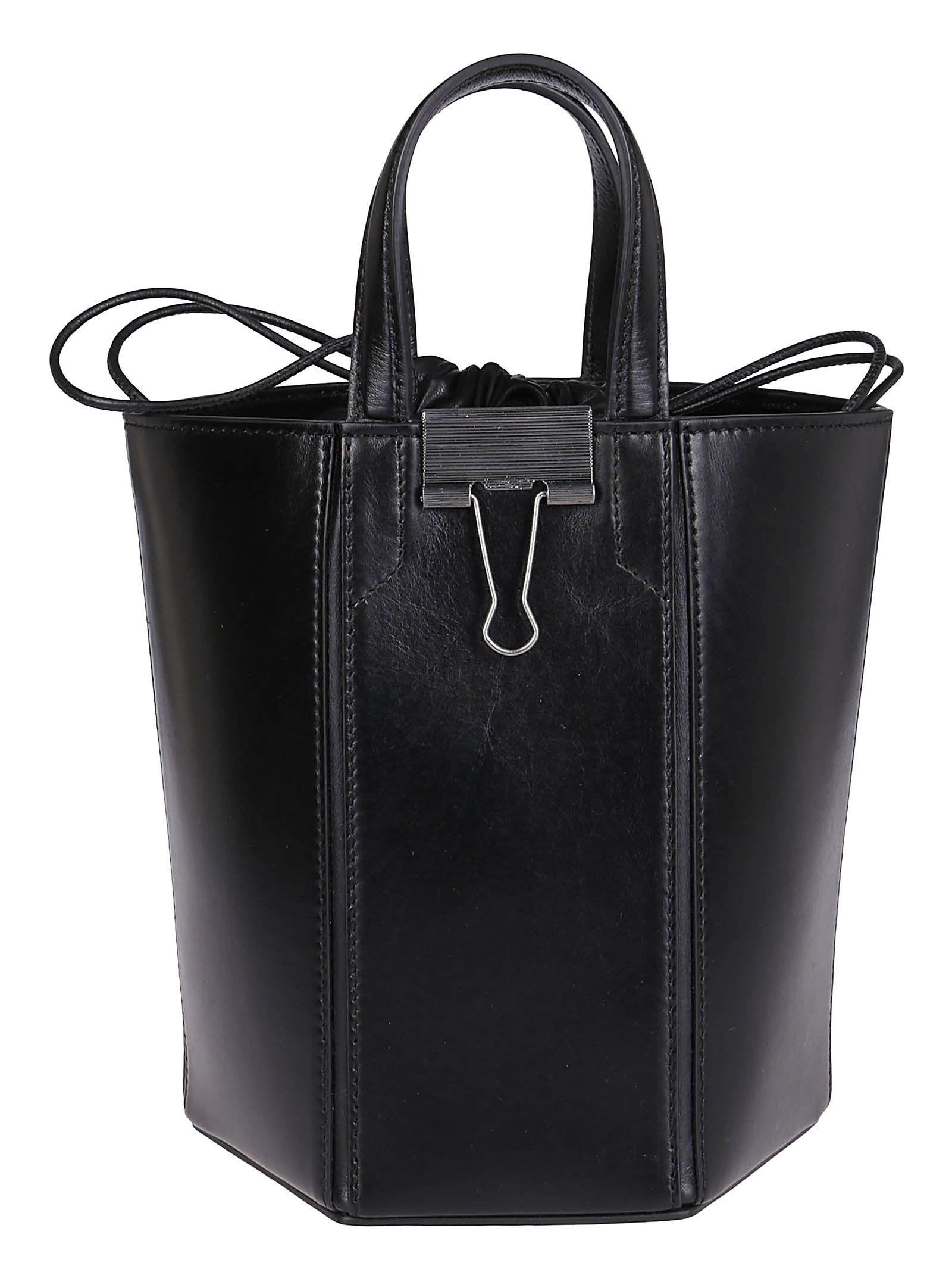 Off-White OFF-WHITE WOMEN'S BLACK SHOULDER BAG
