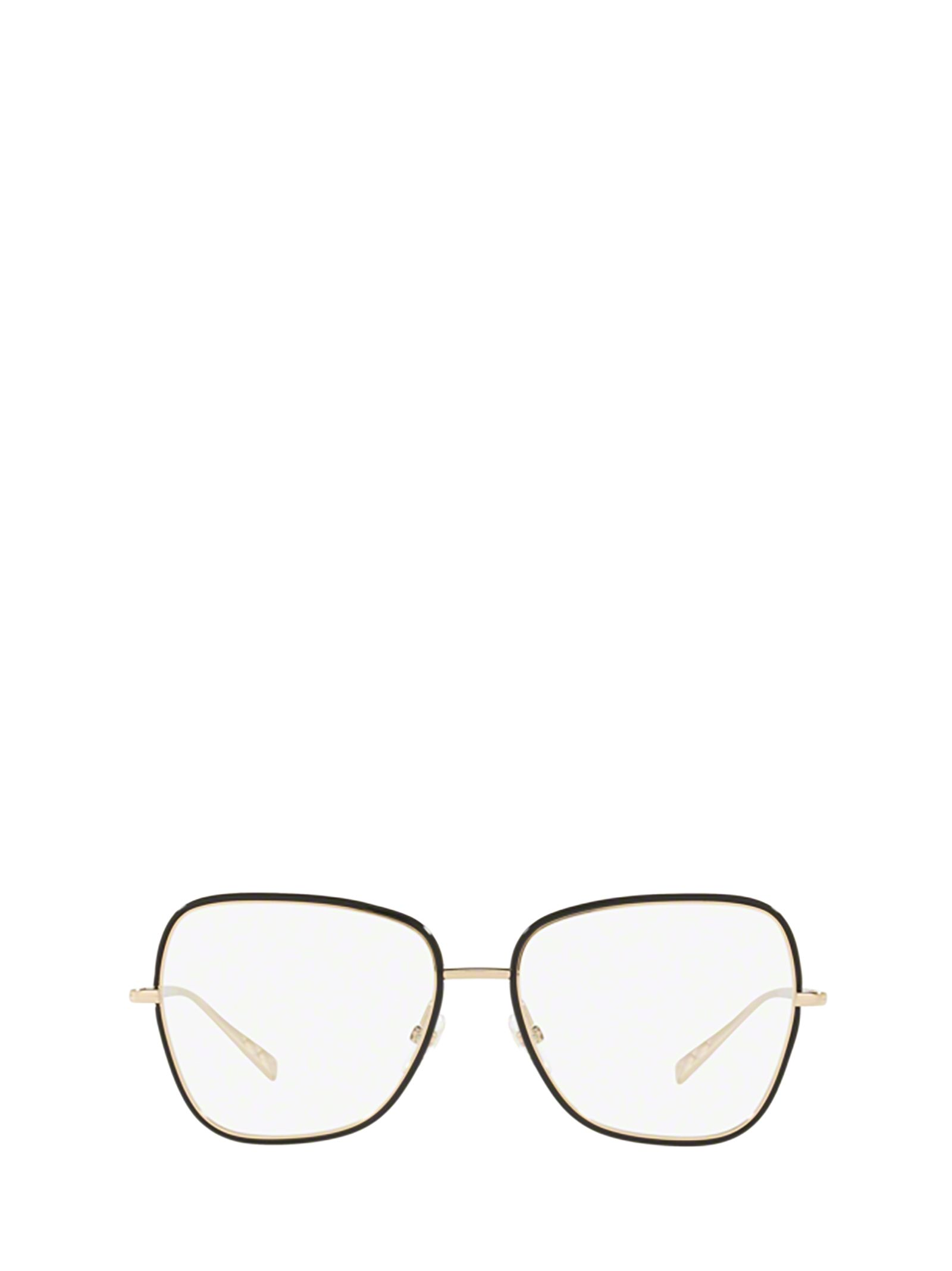 Chanel Women's Gold Metal Glasses