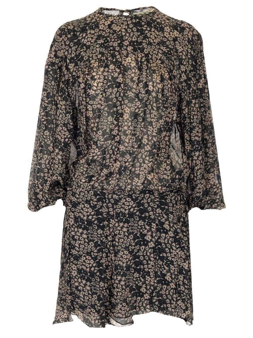 Isabel Marant Étoile Women's Black Dress
