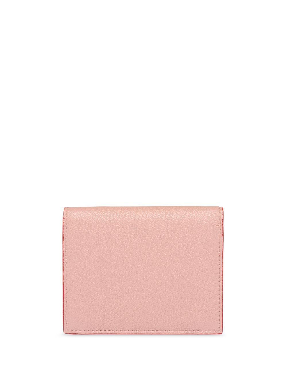 MIU MIU Wallets MIU MIU WOMEN'S PINK LEATHER WALLET