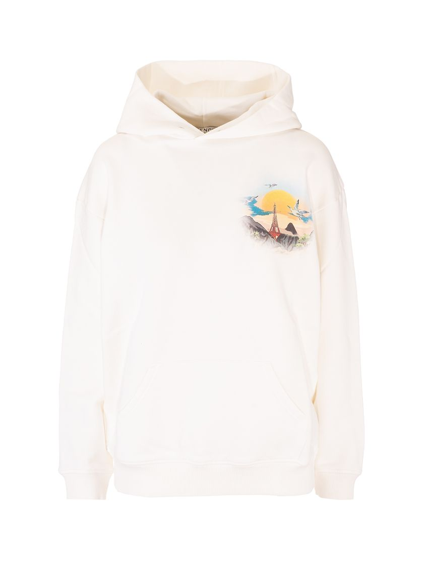 Givenchy GIVENCHY WOMEN'S WHITE OTHER MATERIALS SWEATSHIRT
