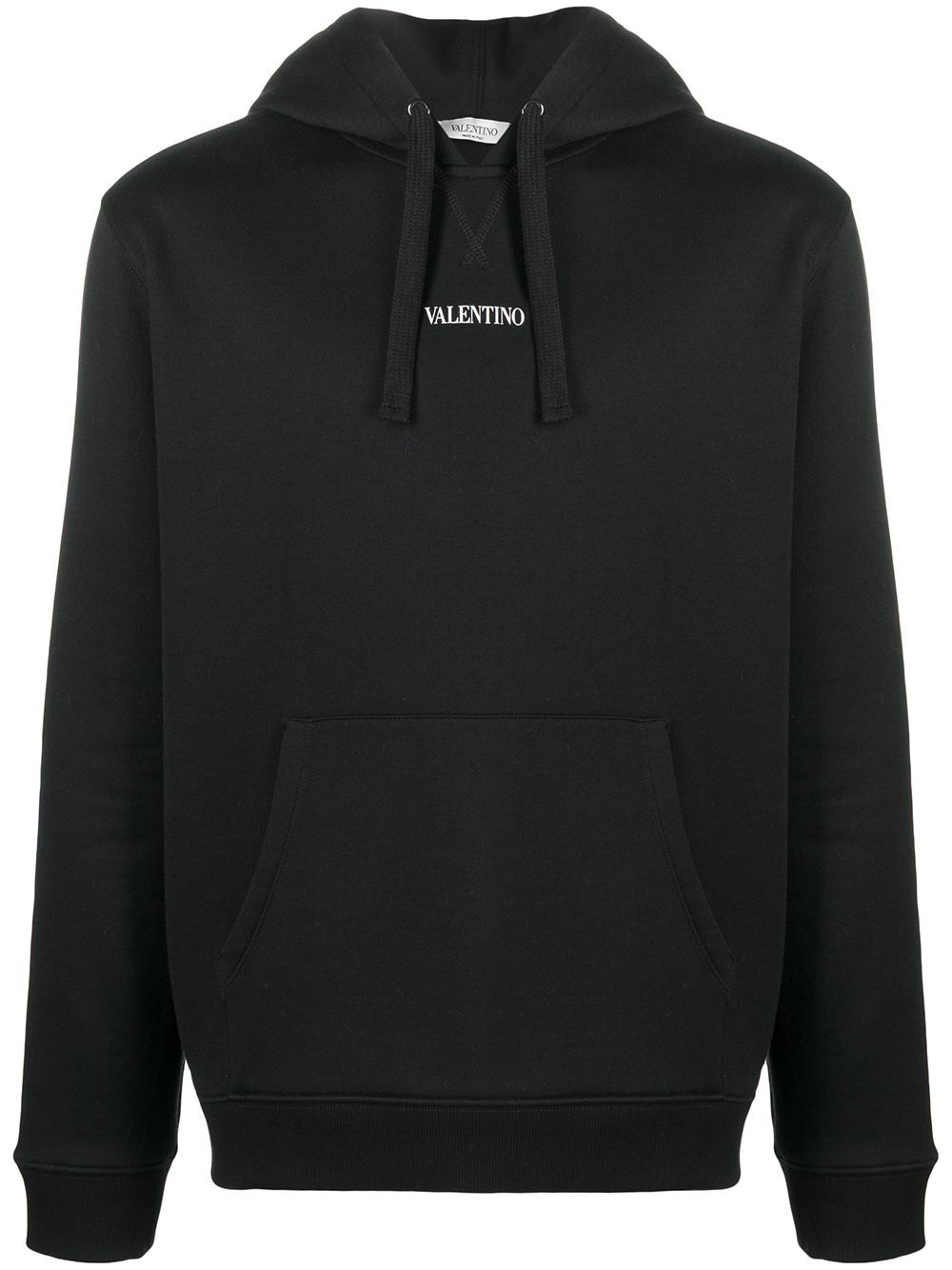 Valentino VALENTINO MEN'S BLACK COTTON SWEATSHIRT