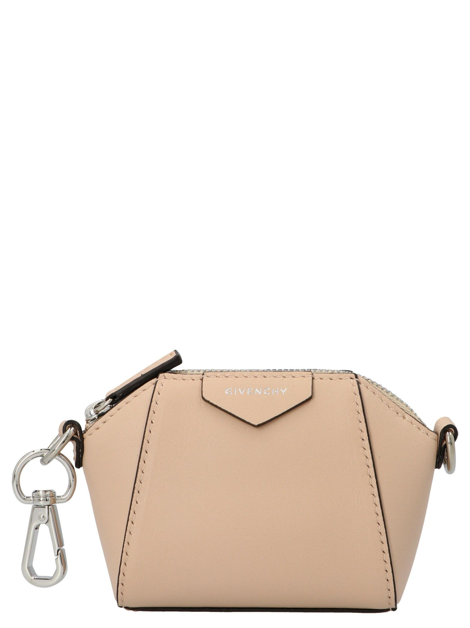 Givenchy GIVENCHY WOMEN'S PINK OTHER MATERIALS SHOULDER BAG