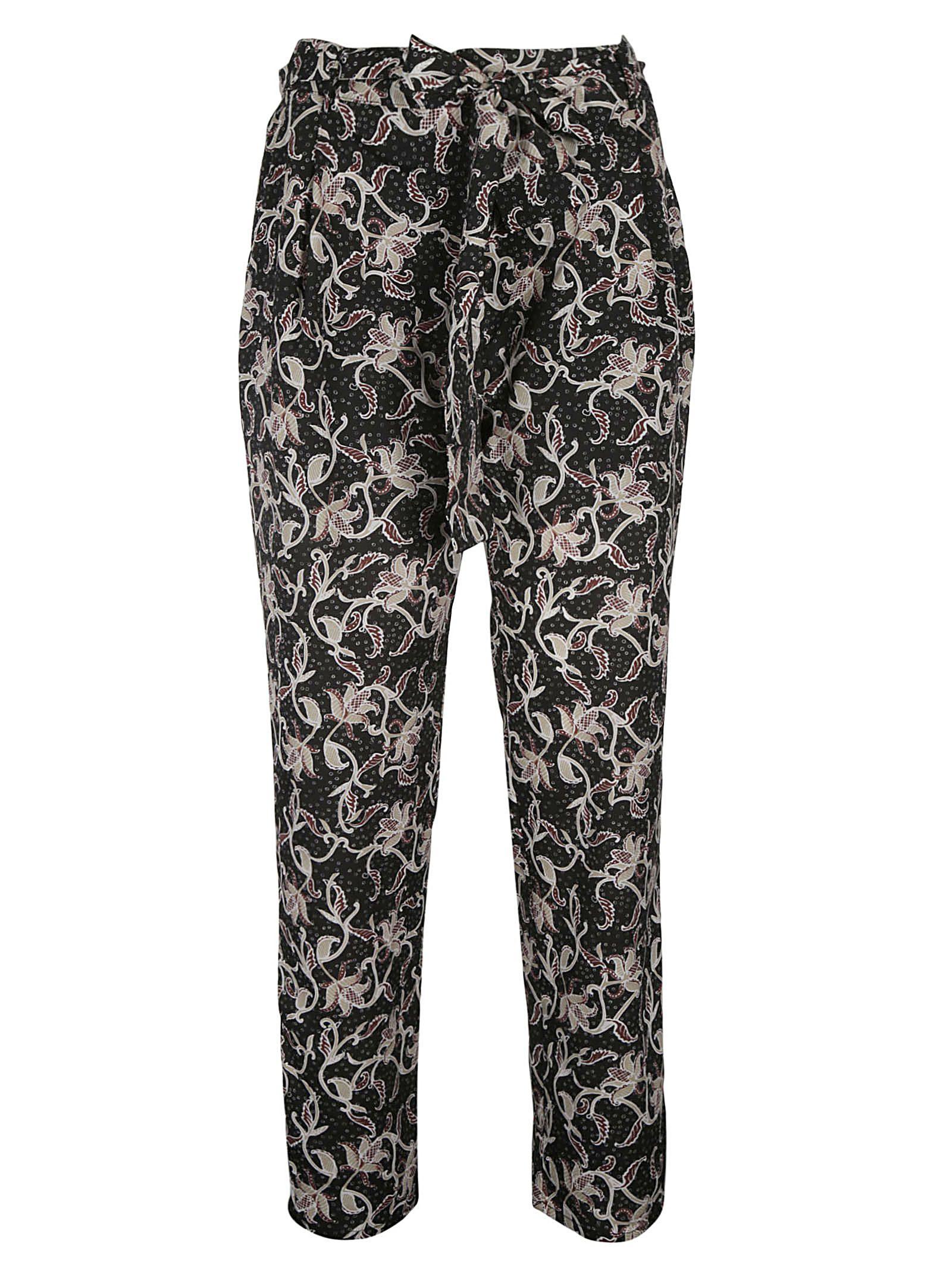 Pinko Pants PINKO WOMEN'S BLACK POLYESTER PANTS