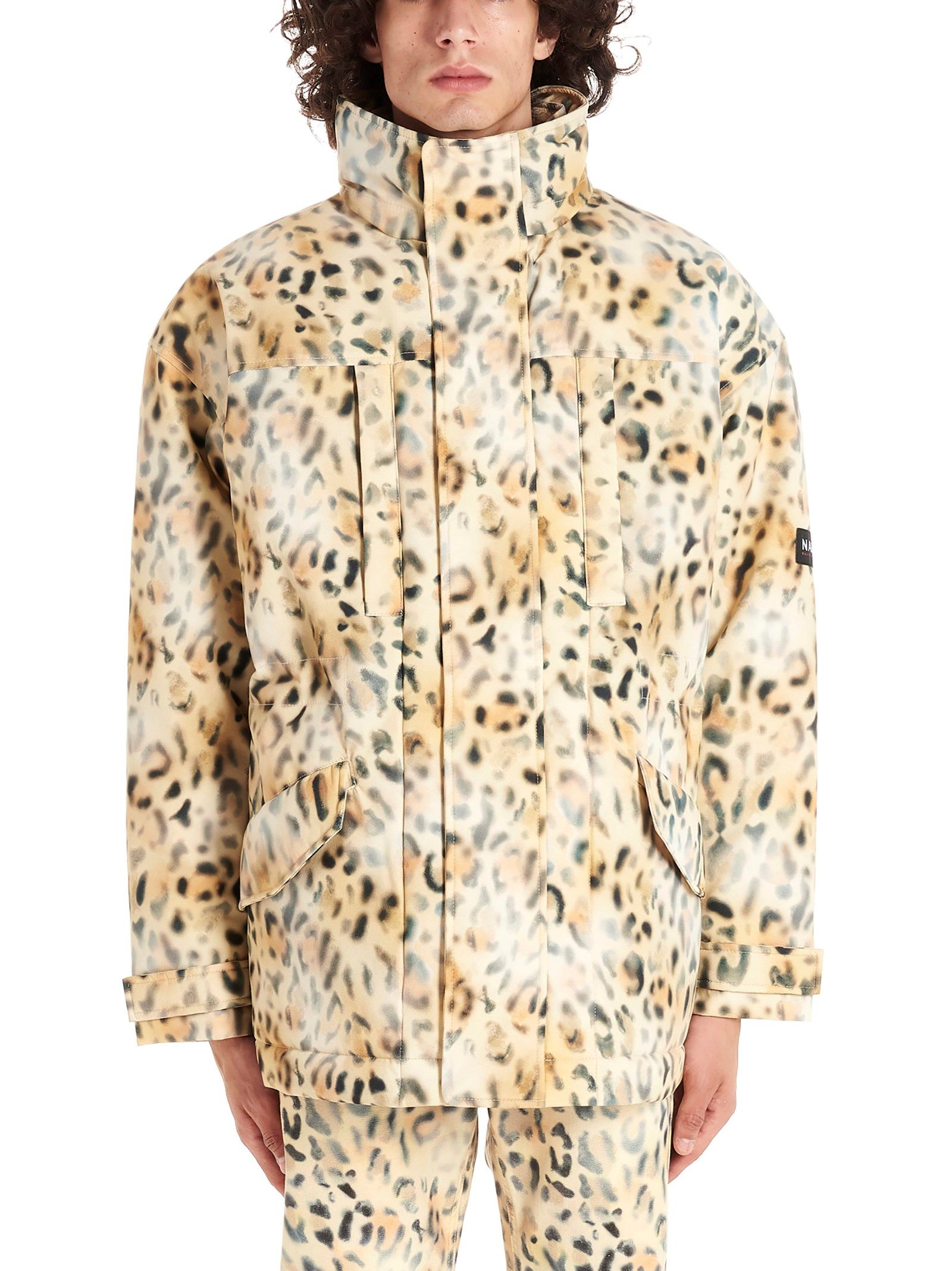Napa By Martine Rose BEIGE POLYESTER OUTERWEAR JACKET