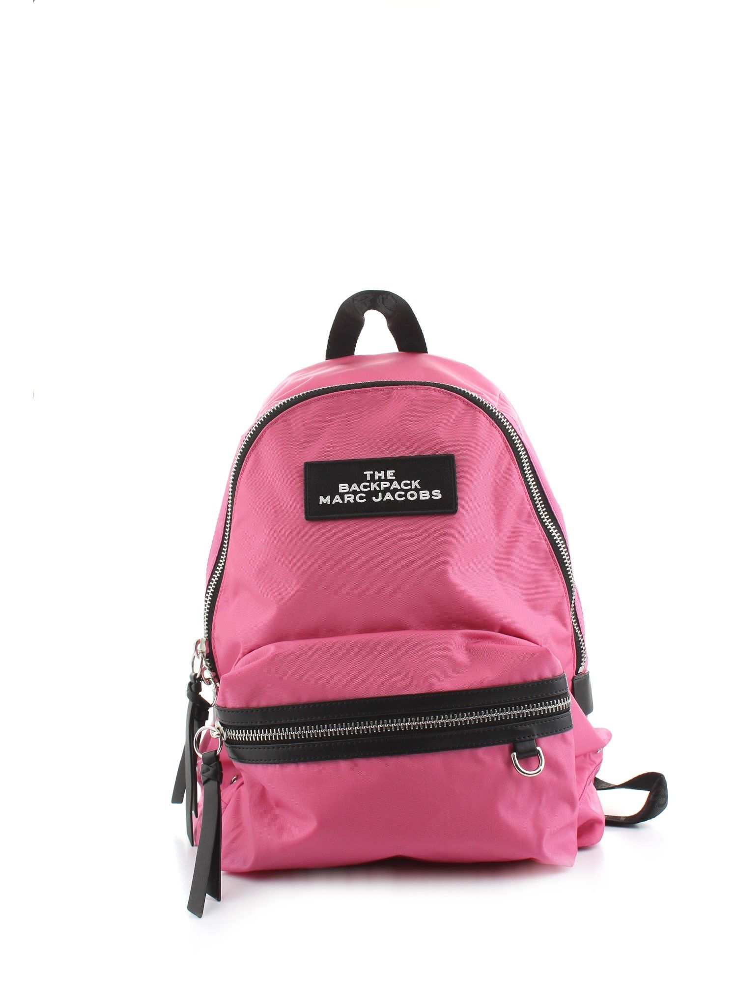 Marc Jacobs Backpacks PINK POLYAMIDE BACKPACK