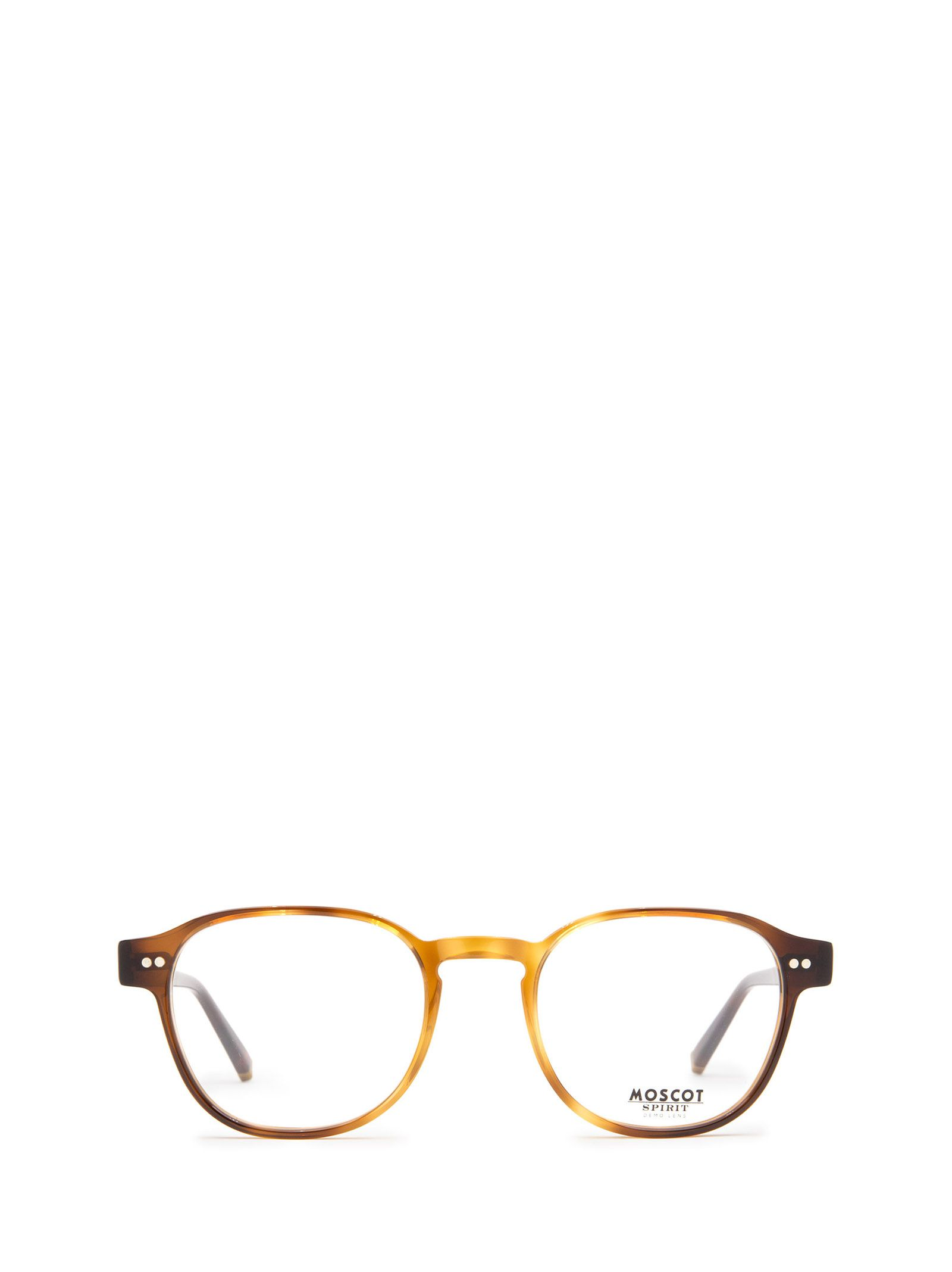 Moscot MOSCOT WOMEN'S BROWN METAL GLASSES