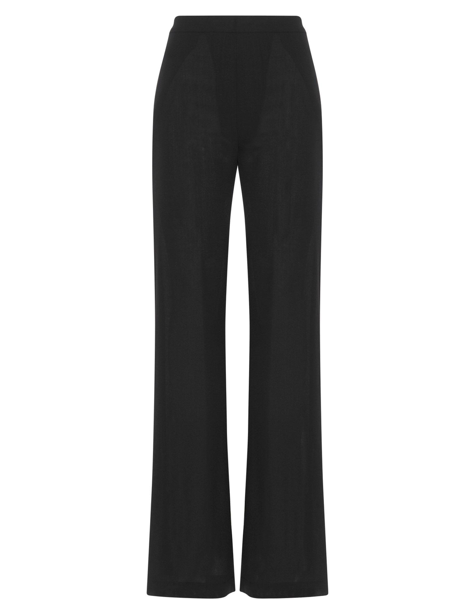Ann Demeulemeester Pants ANN DEMEULEMEESTER WOMEN'S BLACK PANTS