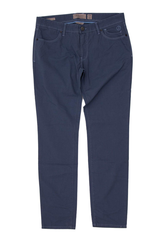 Jeckerson BLUE COTTON PANTS