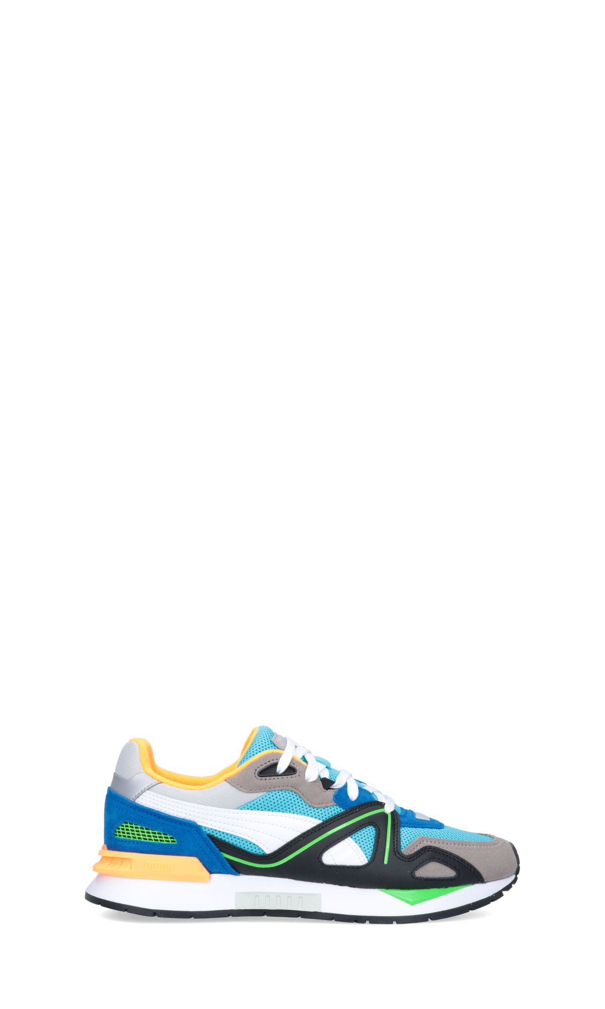 Puma PUMA MEN'S MULTICOLOR SUEDE SNEAKERS