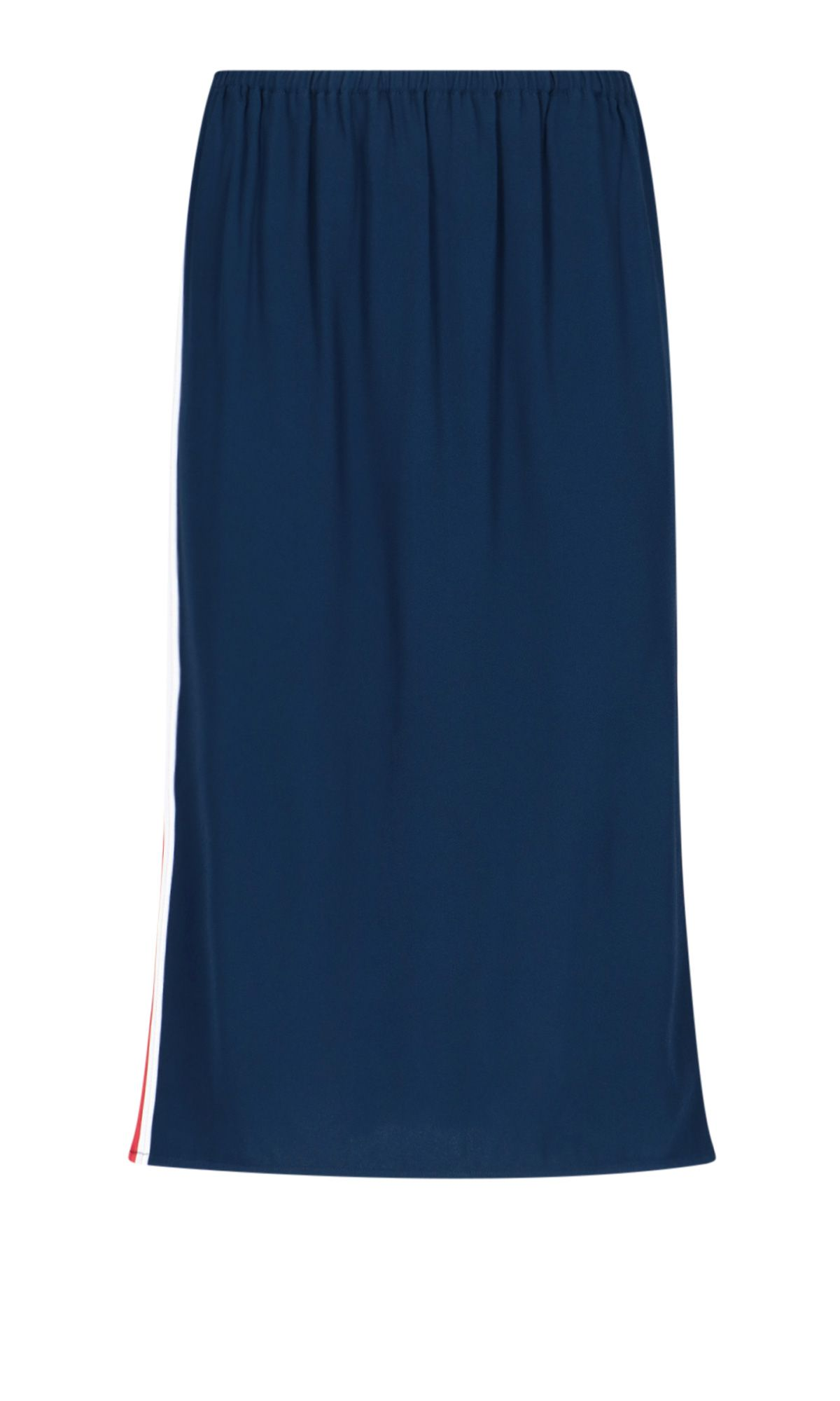 Marni MARNI WOMEN'S BLUE COTTON SKIRT