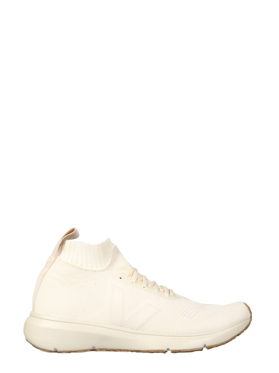 Rick Owens RICK OWENS MEN'S WHITE OTHER MATERIALS SNEAKERS