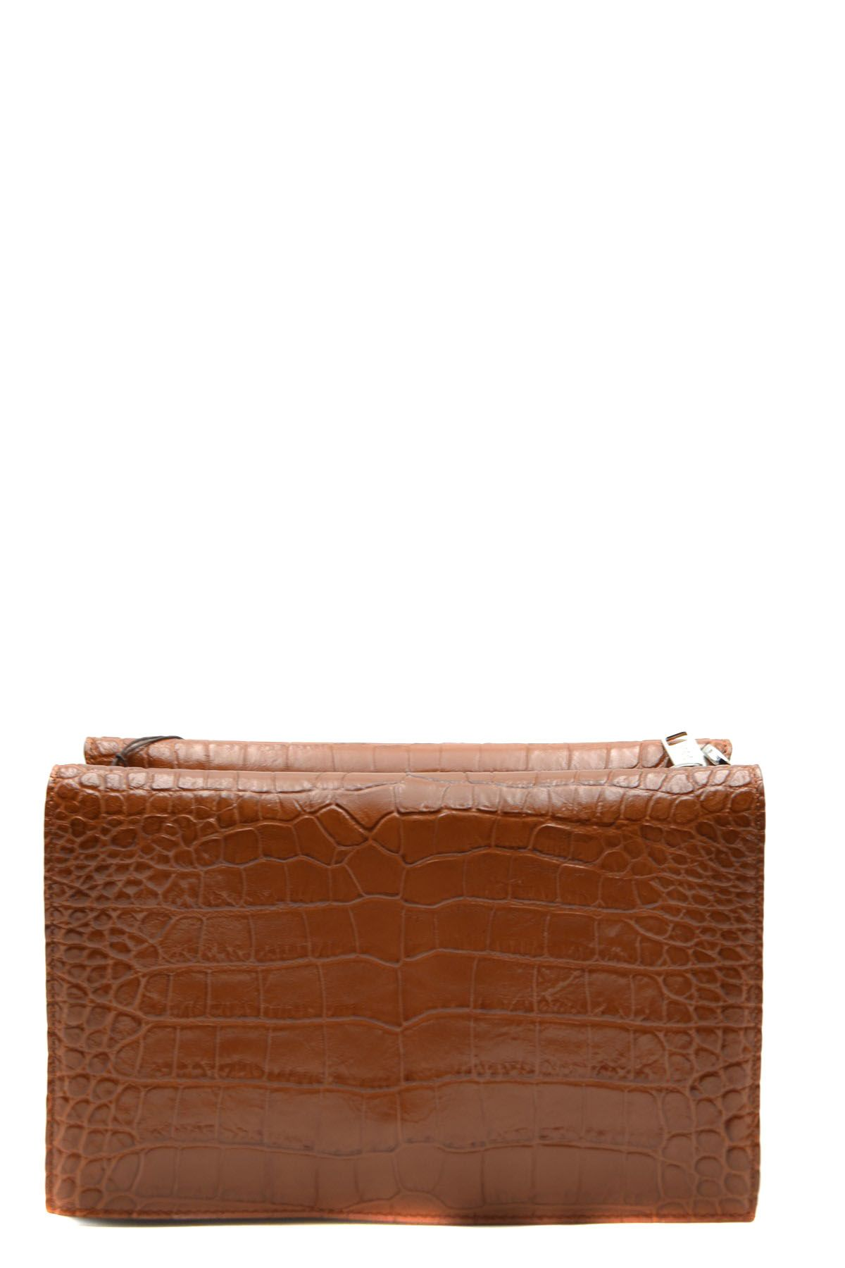 Tod's TOD'S WOMEN'S BROWN LEATHER SHOULDER BAG