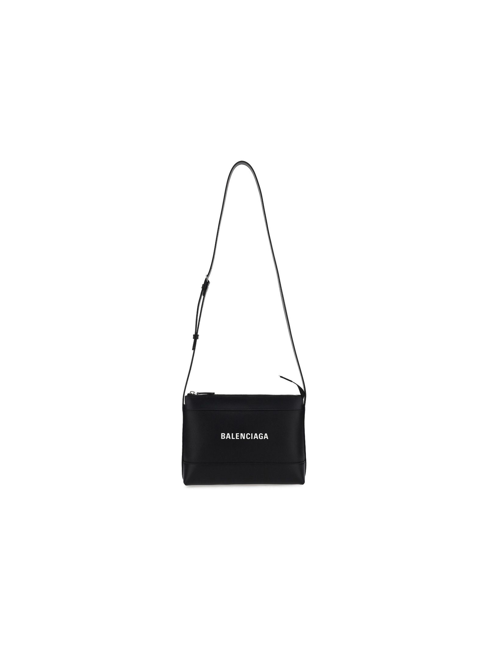 Balenciaga BALENCIAGA WOMEN'S BLACK OTHER MATERIALS SHOULDER BAG