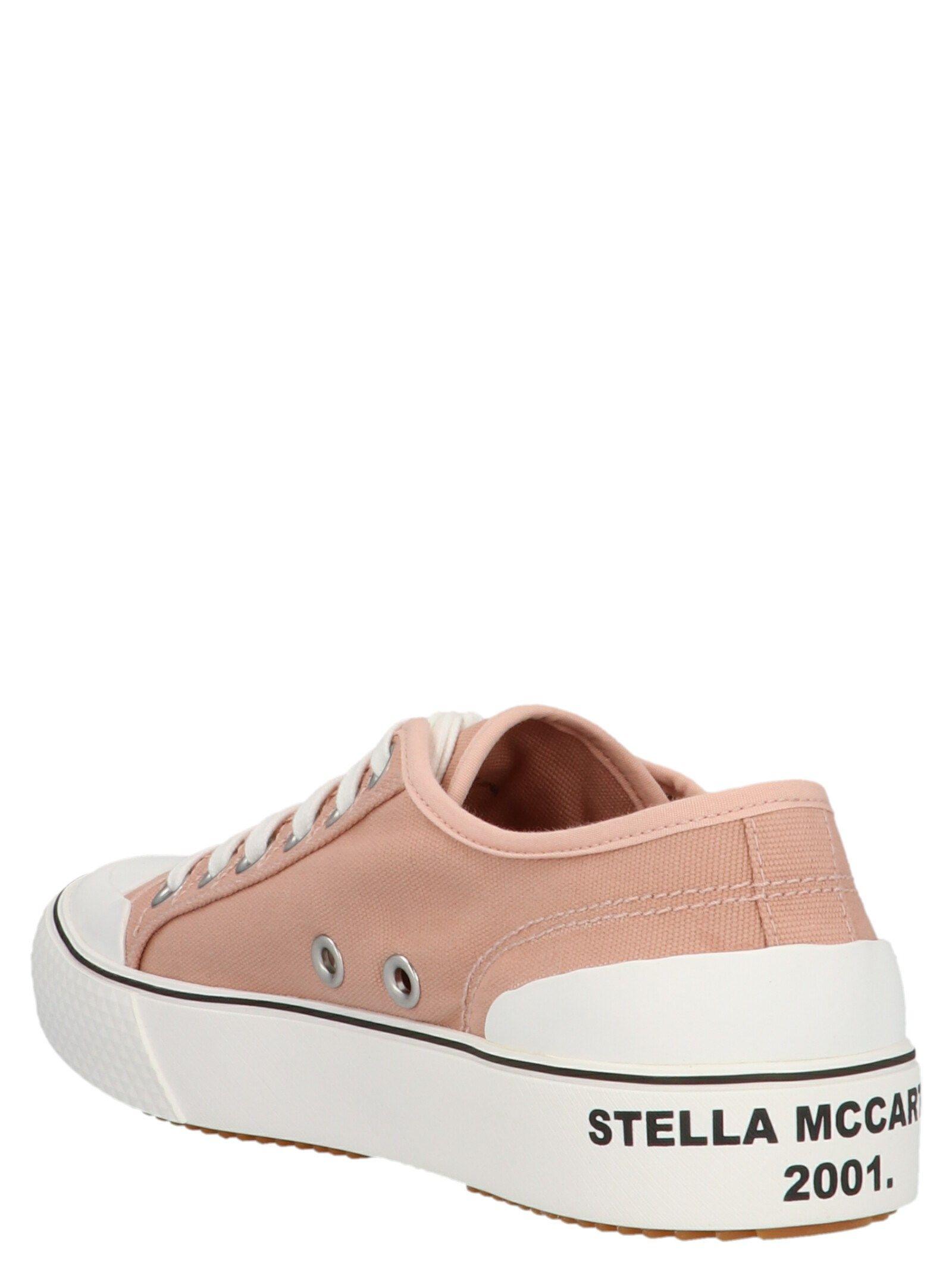 STELLA MCCARTNEY Sneakers STELLA MCCARTNEY WOMEN'S PINK SNEAKERS