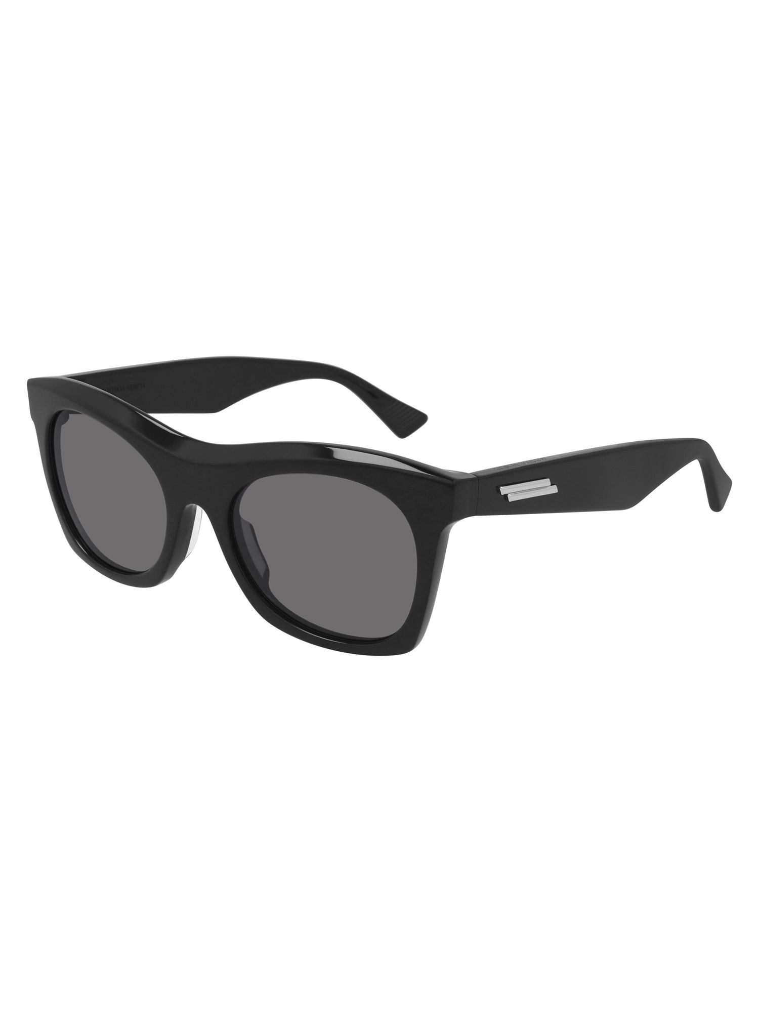 Bottega Veneta BOTTEGA VENETA WOMEN'S BLACK METAL SUNGLASSES