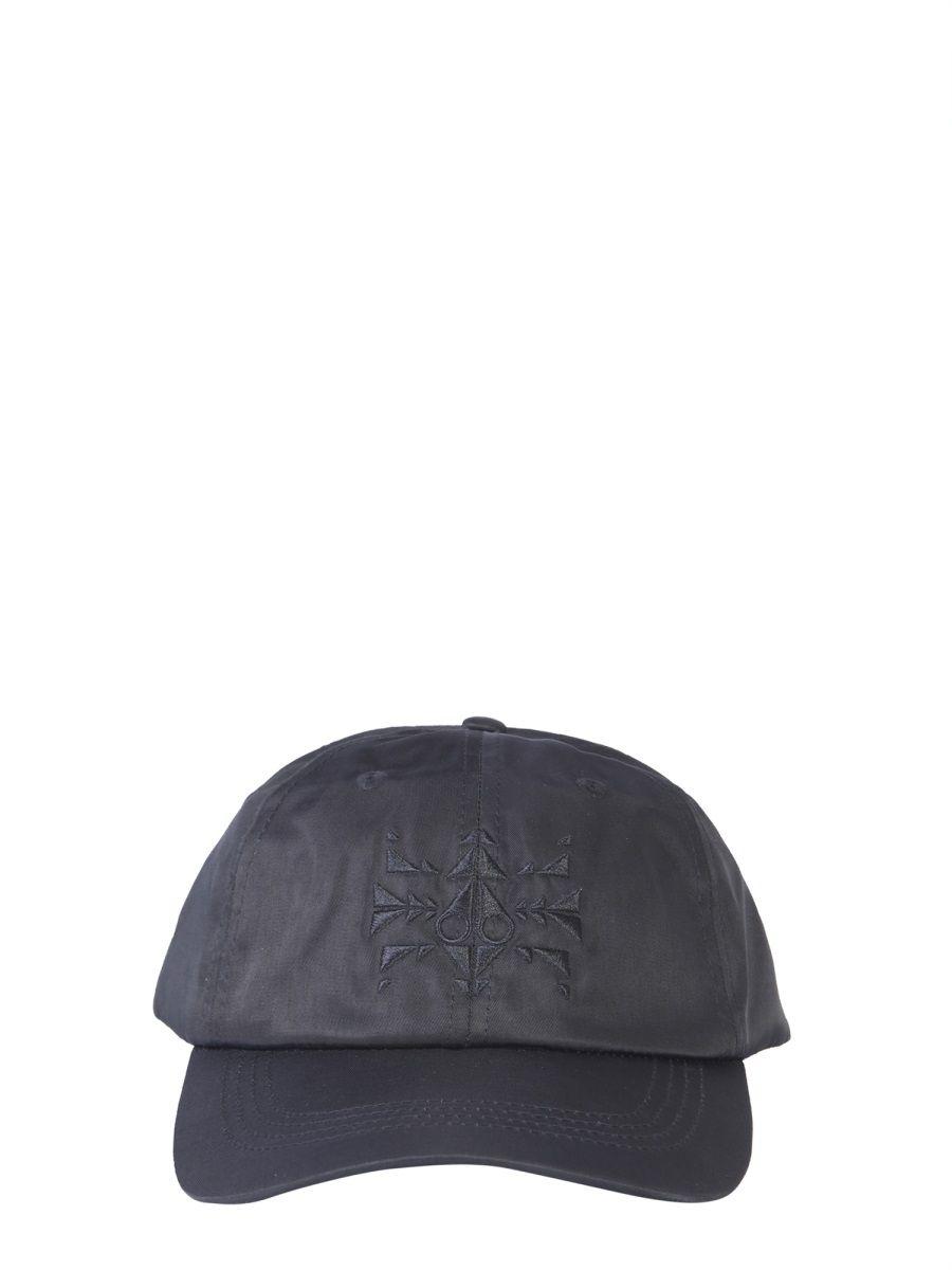 Moose Knuckles BLACK POLYESTER HAT