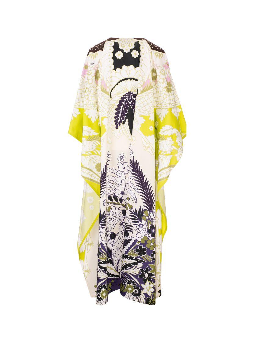 VALENTINO Dresses VALENTINO WOMEN'S WHITE OTHER MATERIALS DRESS