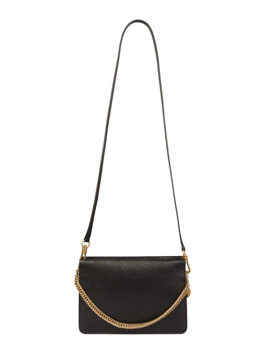 Givenchy GIVENCHY WOMEN'S BLACK OTHER MATERIALS SHOULDER BAG