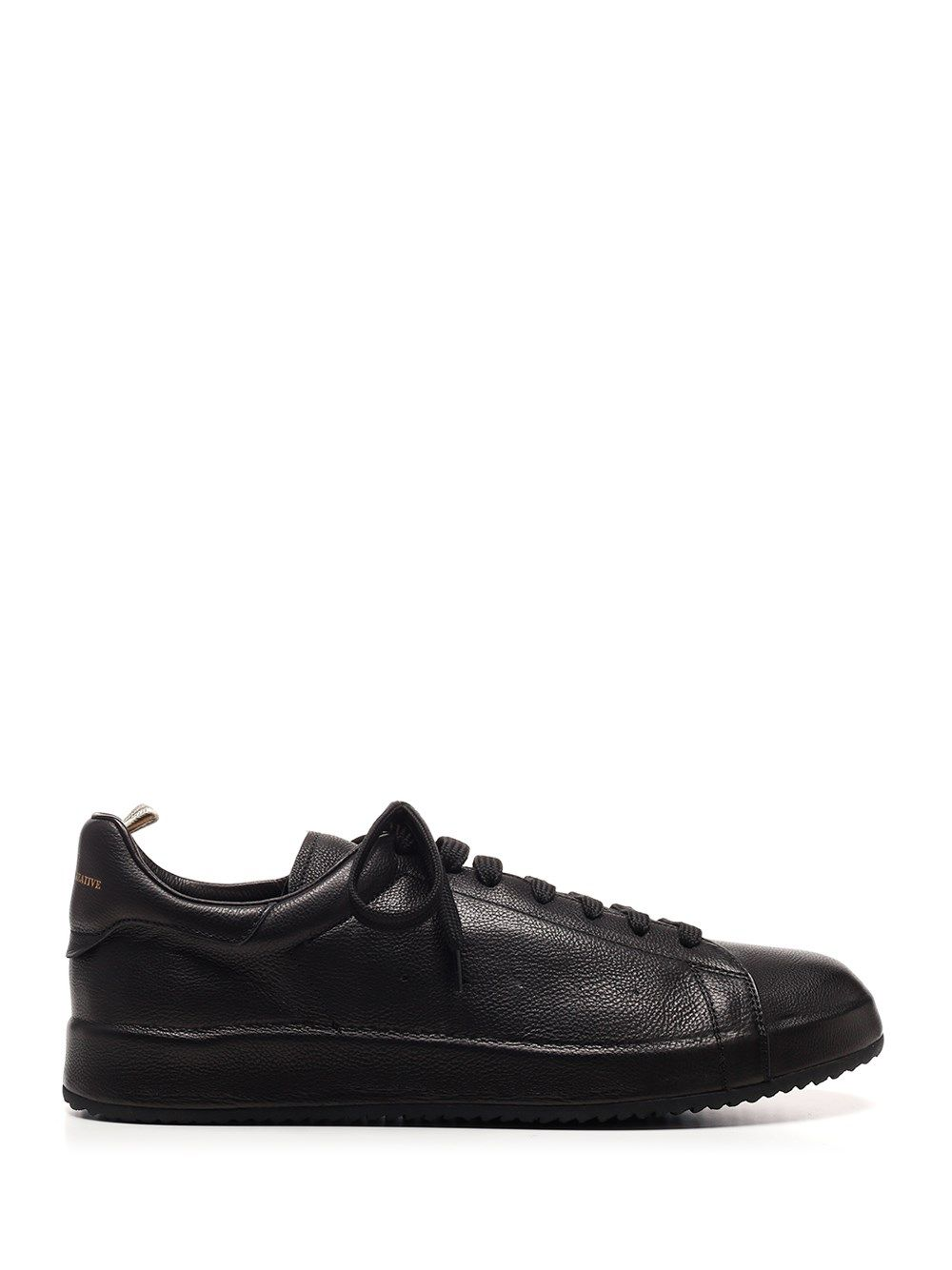 Officine Creative OFFICINE CREATIVE MEN'S BLACK OTHER MATERIALS SNEAKERS