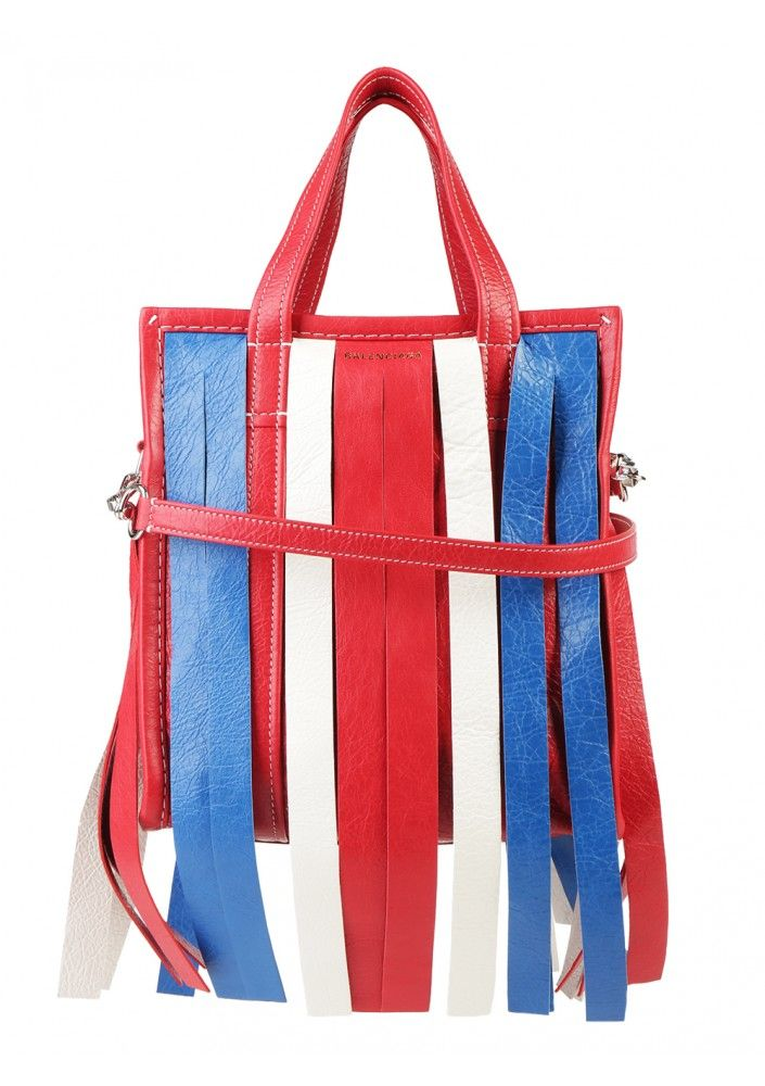 Balenciaga Multicolor Leather Handbag