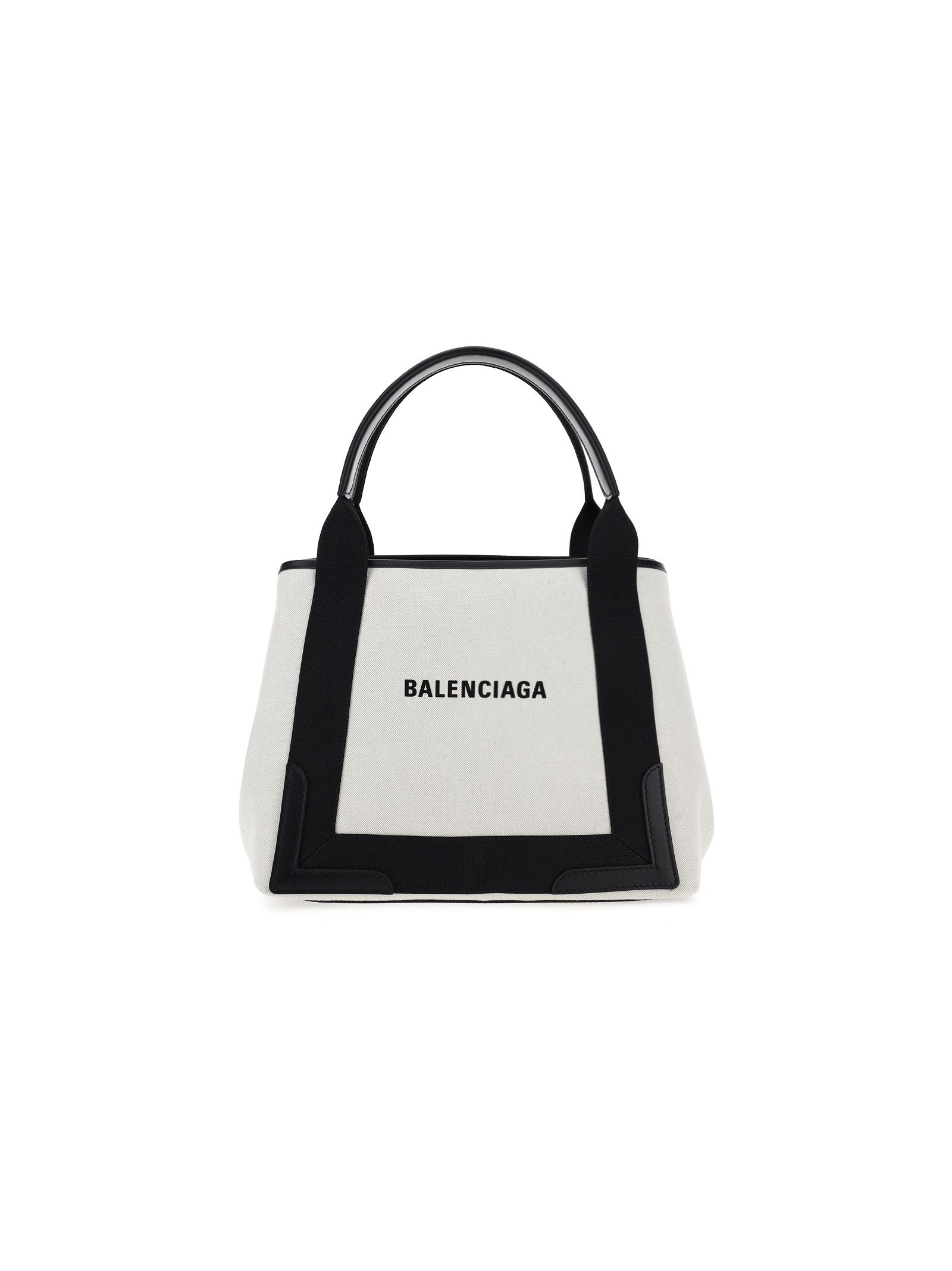 Balenciaga BALENCIAGA WOMEN'S BLACK OTHER MATERIALS HANDBAG