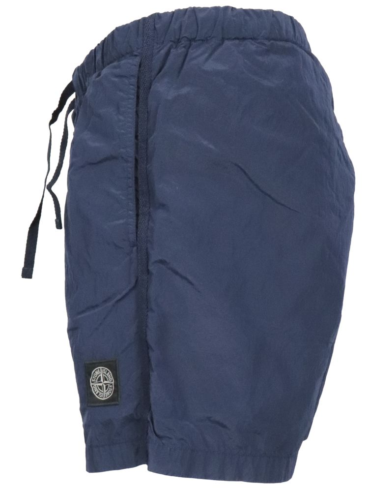STONE ISLAND Clothing STONE ISLAND MEN'S LIGHT BLUE OTHER MATERIALS TRUNKS