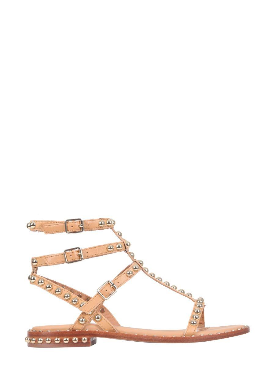 Ash Women's Pink Other Materials Sandals